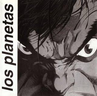 LOS PLANETAS - MEDUSA EP F