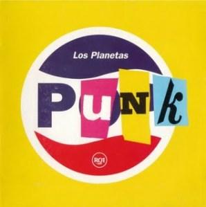 LOS PLANETAS - PUNK EP F